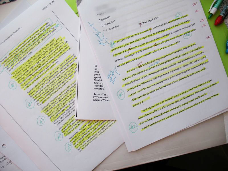 How to tell if a paper is plagiarized