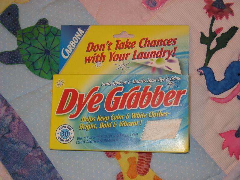 Dye Grabber