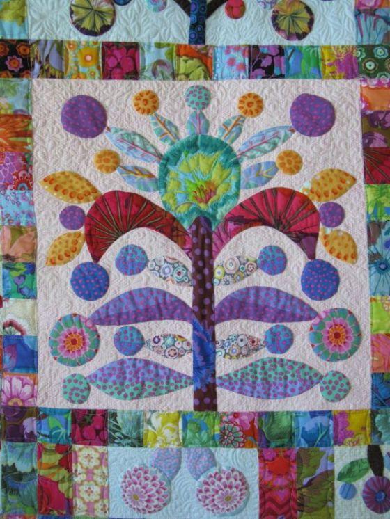 Lollypop Tree Block 1