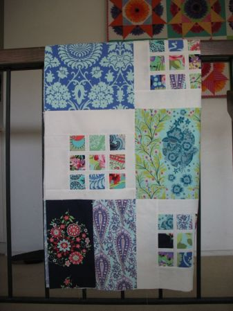 Quilt Frolic, some thoughts