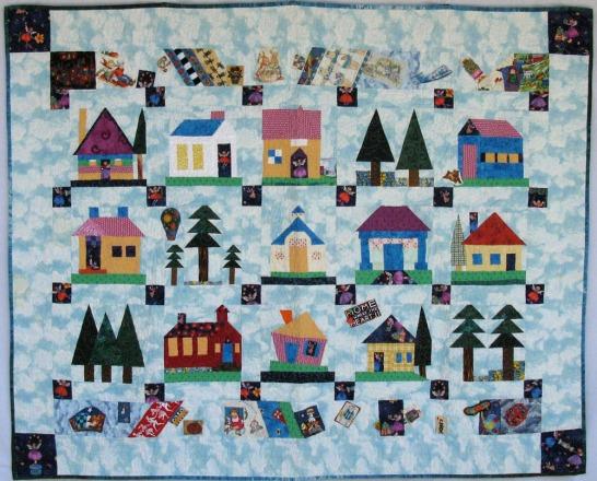 JoybellsRing Full quilt