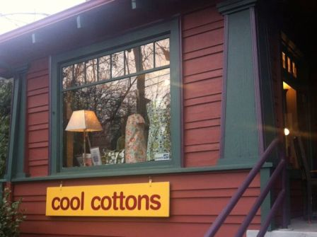 CoolCottons storefront