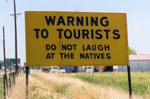TouristWarning
