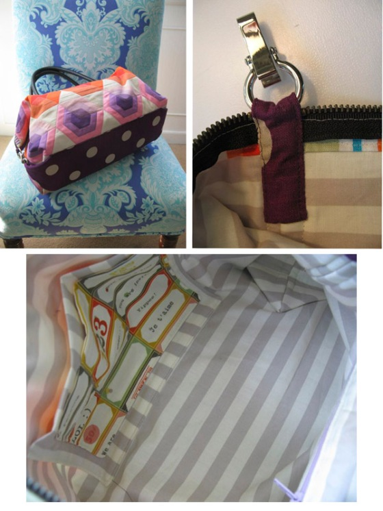 Bostonian Bag details ESE