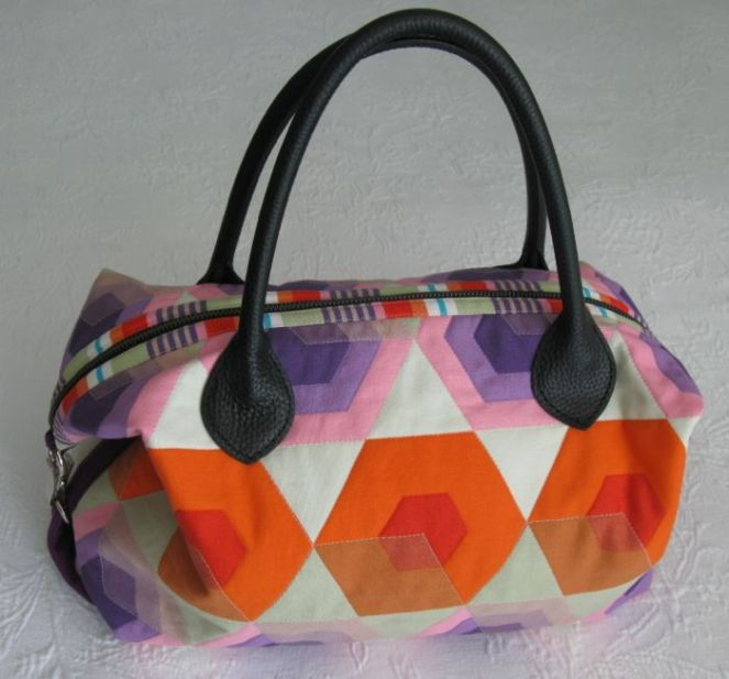 Full Bostonian Bag
