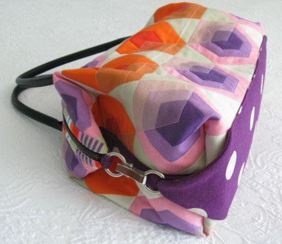 Hardware Bostonian Bag