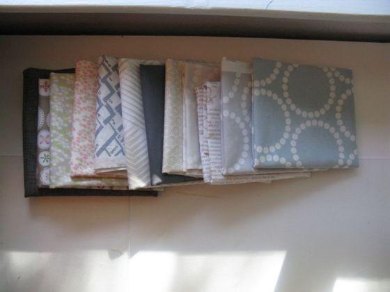 MCM March fabrics