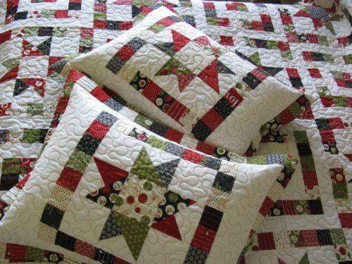 Wonky Pillow Shams 3D