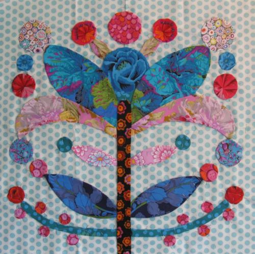 Lollypop Tree Wallhanging ESE