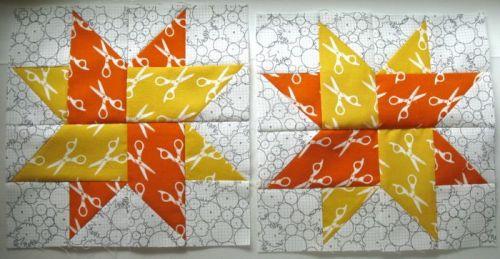 MCM4 quilt square