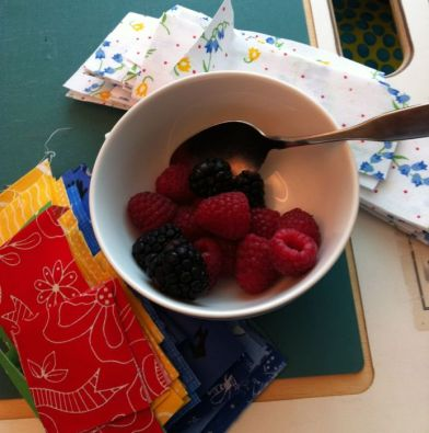 Berries and Strips