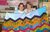 ChristineESE Row Quilt
