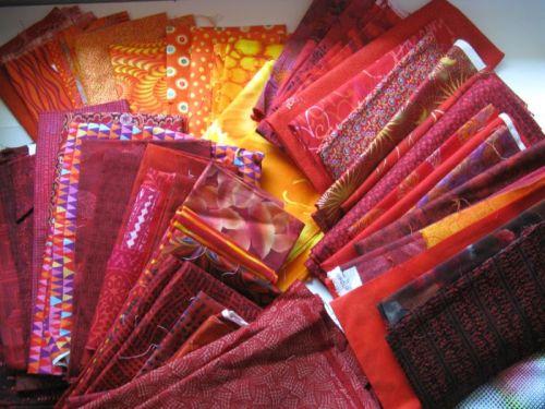 Gathering Fabrics Doleket