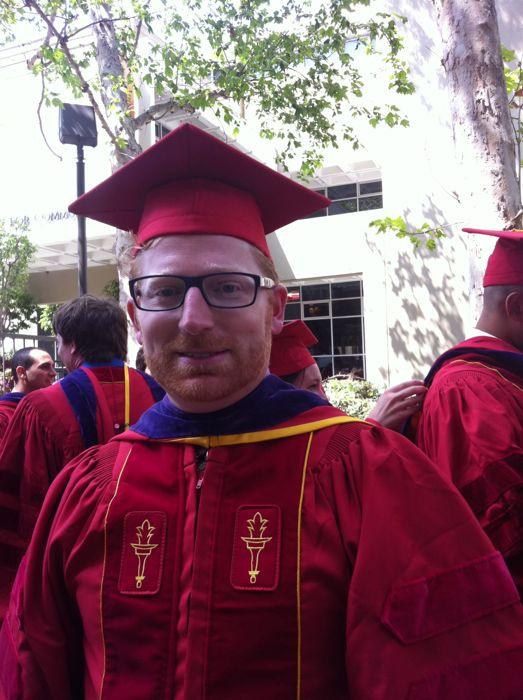 Sam Graduation