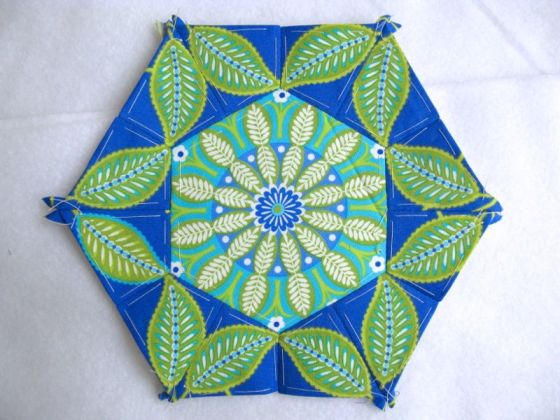 Kaleidoscope block another