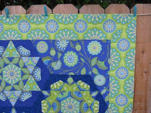 Kaleidoscope detail 1
