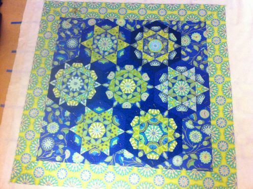 kaleidoscope pinned
