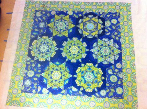 kaleidoscope pinned