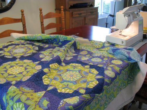 Kaleidoscope quilting1