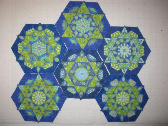 kaleidoscope six