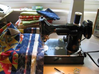Little Machine Sewing