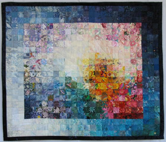 Watercolor Quilt