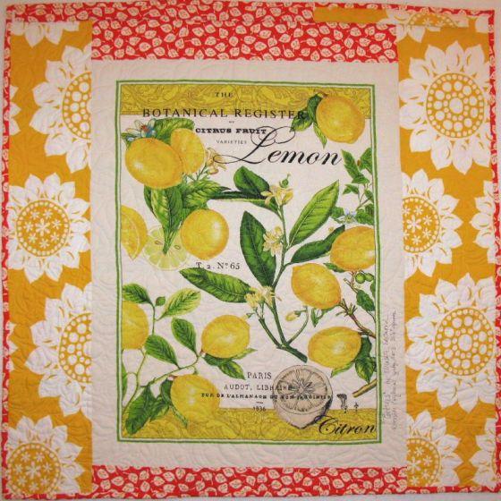 Citrus back_quilt