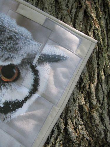 Congruence Owl quilt tiling