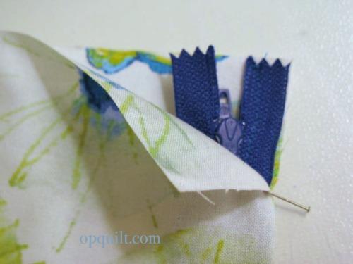 14 Zipper Lining