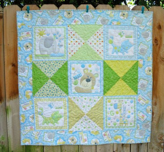 Charlie's Quilt-front