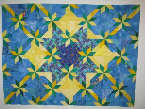 Hunters Star Quilt_2