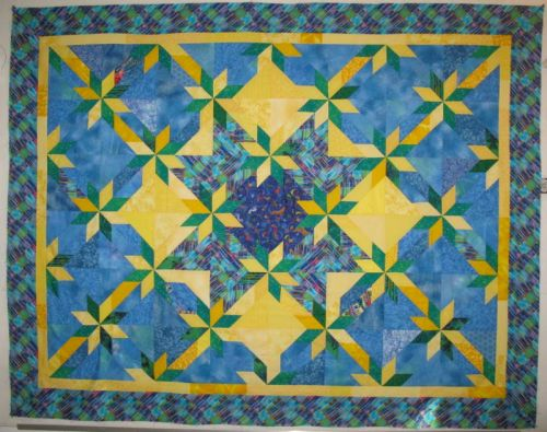 Hunters Star Quilt_3