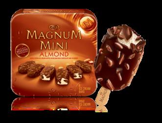 Magnum Mini Almond