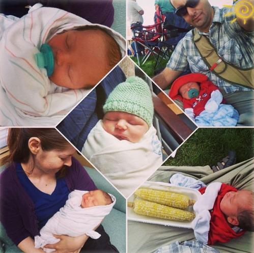 New Baby Anselmo