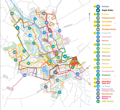 Urban Maps
