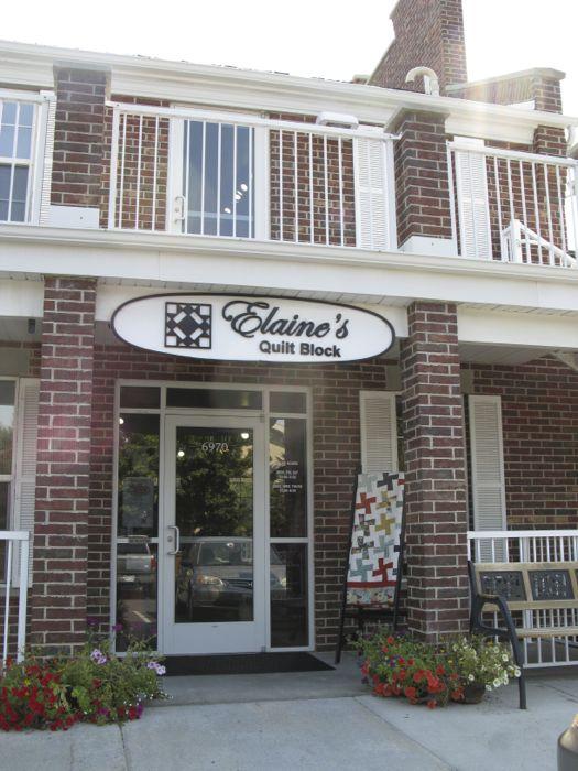 Elaine's Quilt Block–Salt Lake City, Utah | OccasionalPiece--Quilt! : quilt shops in salt lake city - Adamdwight.com
