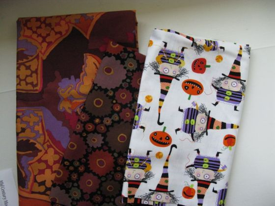 New tote bag fabrics