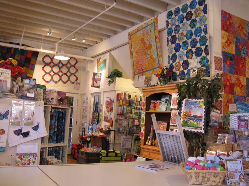 Back Porch Quilt Shop
