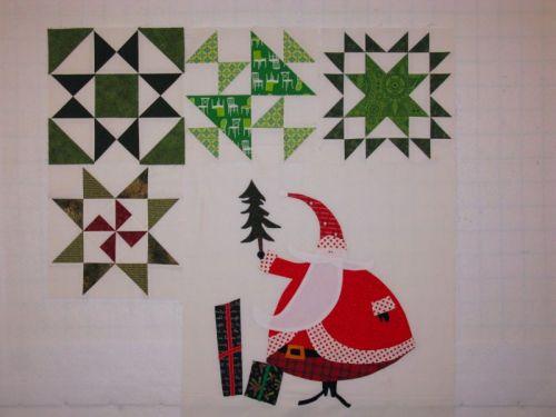Santa and His Blocks_1