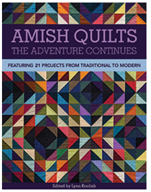 Amish Quilts Adventure Continues