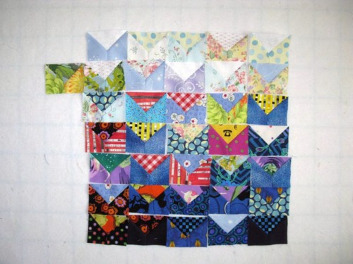 Baby Envelope Quilt