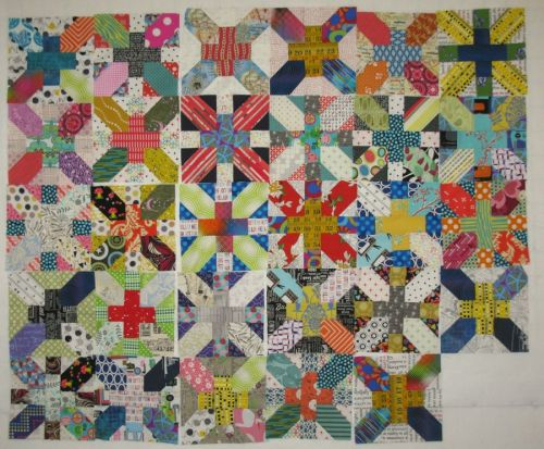 CrossX Quilt Blocks January2014