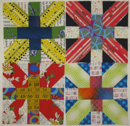 Jan CrossX Quilt Blocks ESE