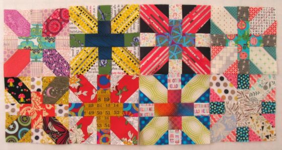 Jan CrossX Quilt Blocks ESEKS