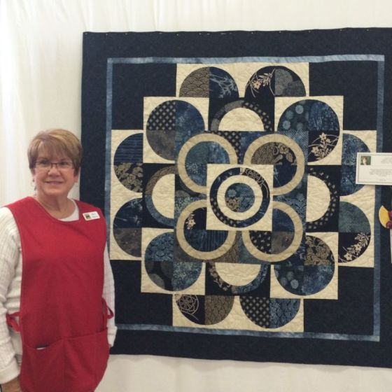 Circle of Hope and Quilter