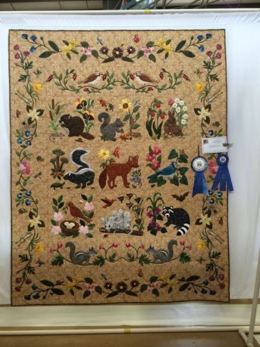 Critters Quilt