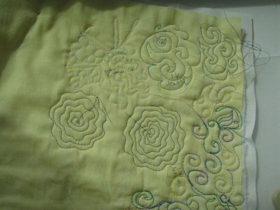 FMQuilting Notes