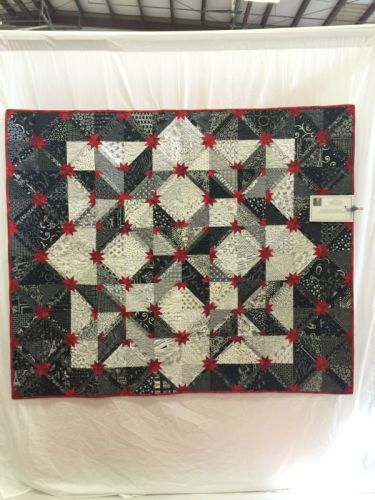 Hunters Star quilt full