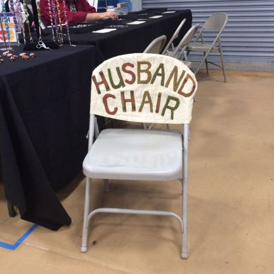 husband chair