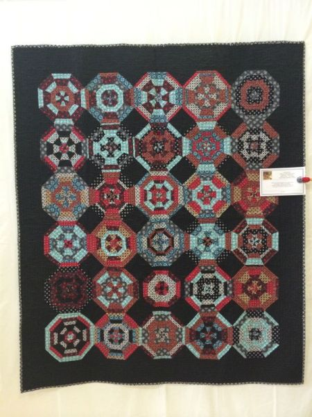 Kaleidoscope Quilt